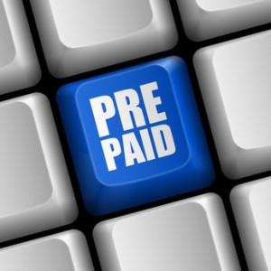 Prepaid Kreditkarte Aufladen